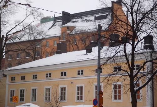 SKS:n kirjamyymäjä, Mariankatu 3