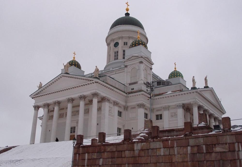 Suurkirkko, Helsinki