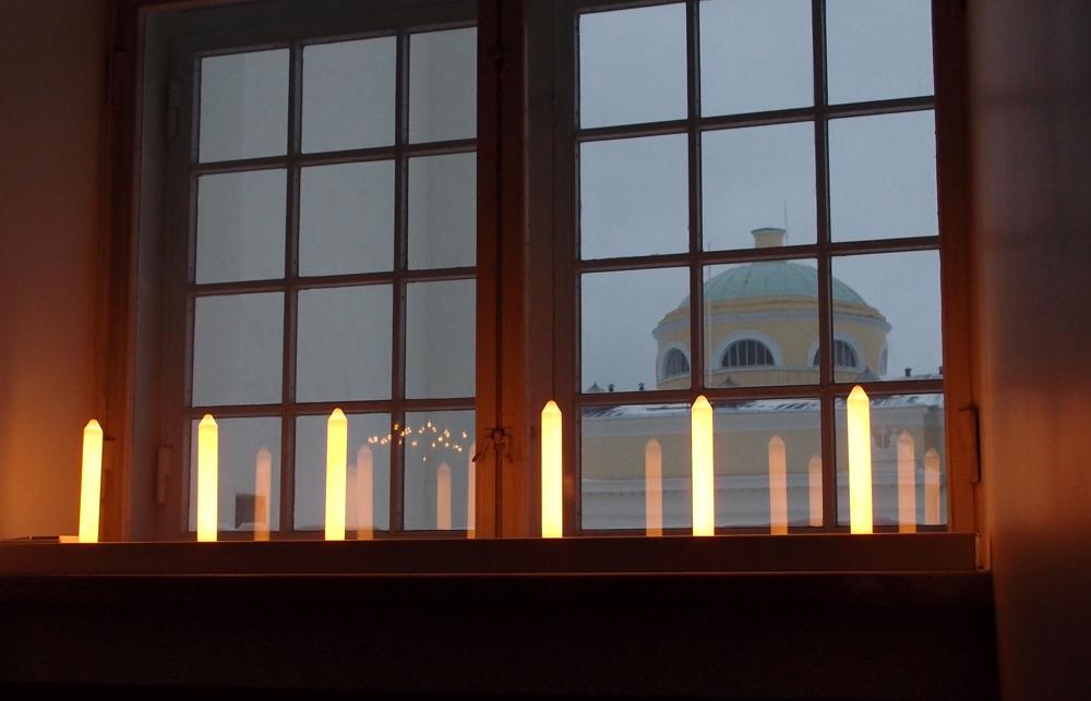 Suurkirkon kynttilät