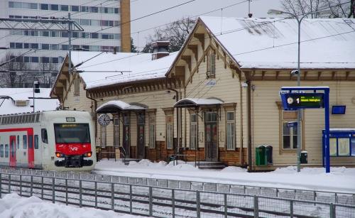 Hyvinkään rautatieasema