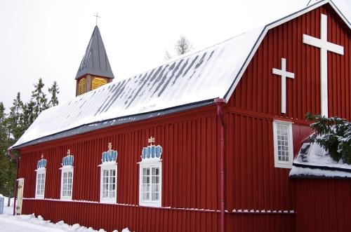 Kellokosken kirkko