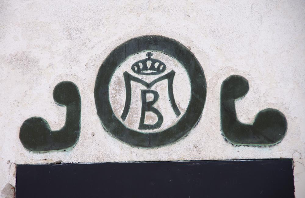 Mariefors Bruk -merkki