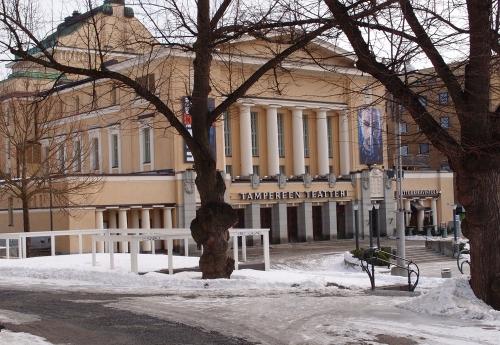 Tampereen teatter, kuva 1