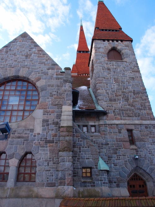Tampereen tuomiokirkko