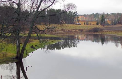 Vantaanjoki loppiaisena 2014, Kittelä