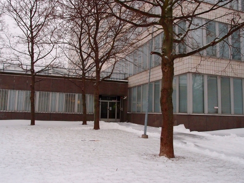 Helsingin kaupunginarkisto, Eläintarhantie 3 F