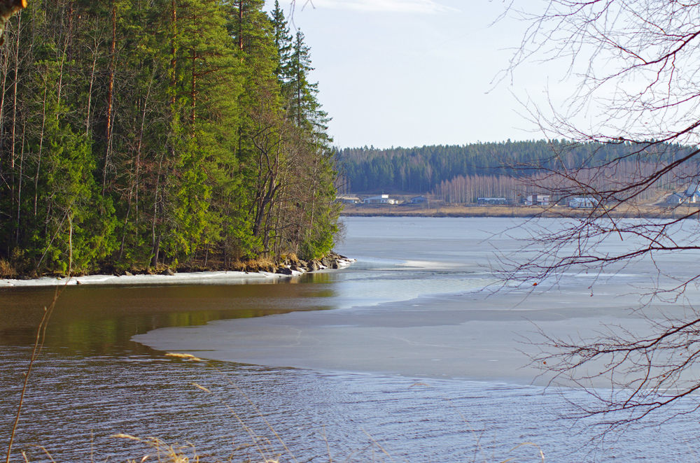 Kytäjärven sula