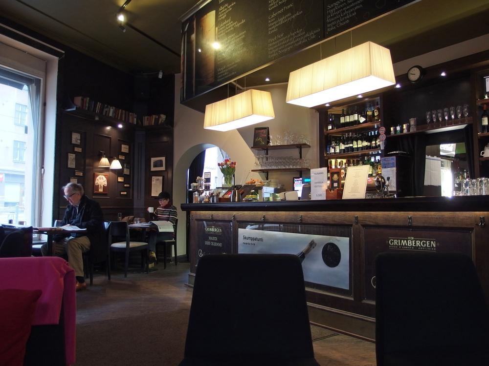 Tauko Primulan kahvilassa