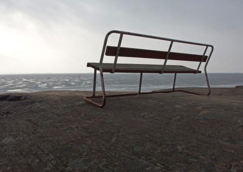 Penkki ja meri, Uunisaari