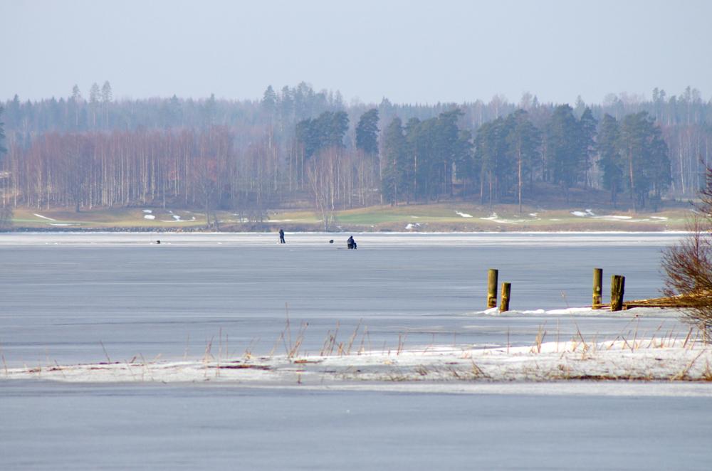 Kytäjärven pilkkijät