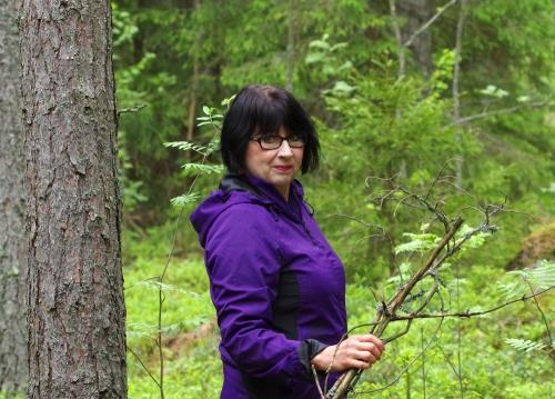 Metsän tyttö