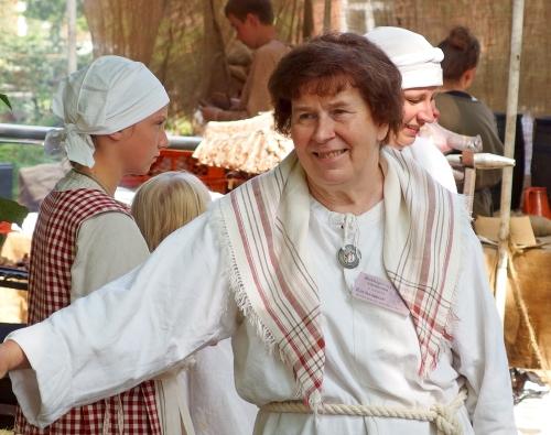 Köydenpunojan vaimo