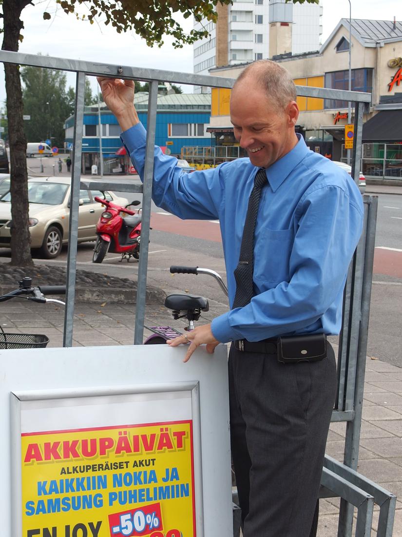 Kauppias Markku Pohjola, Raitalan Radio ja TV