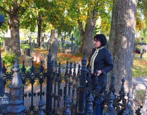 Tammelan hautausmaalla