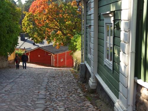 Sillanmäki, Vanha Porvoo