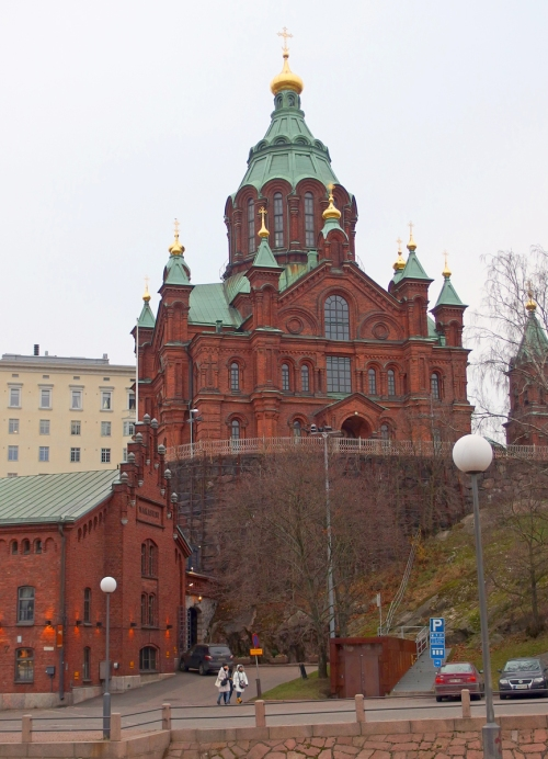 Uspenskin katedraali