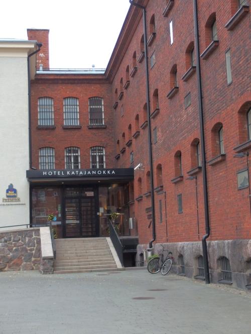 Hotel Katajanokka (ent. lääninvankila)