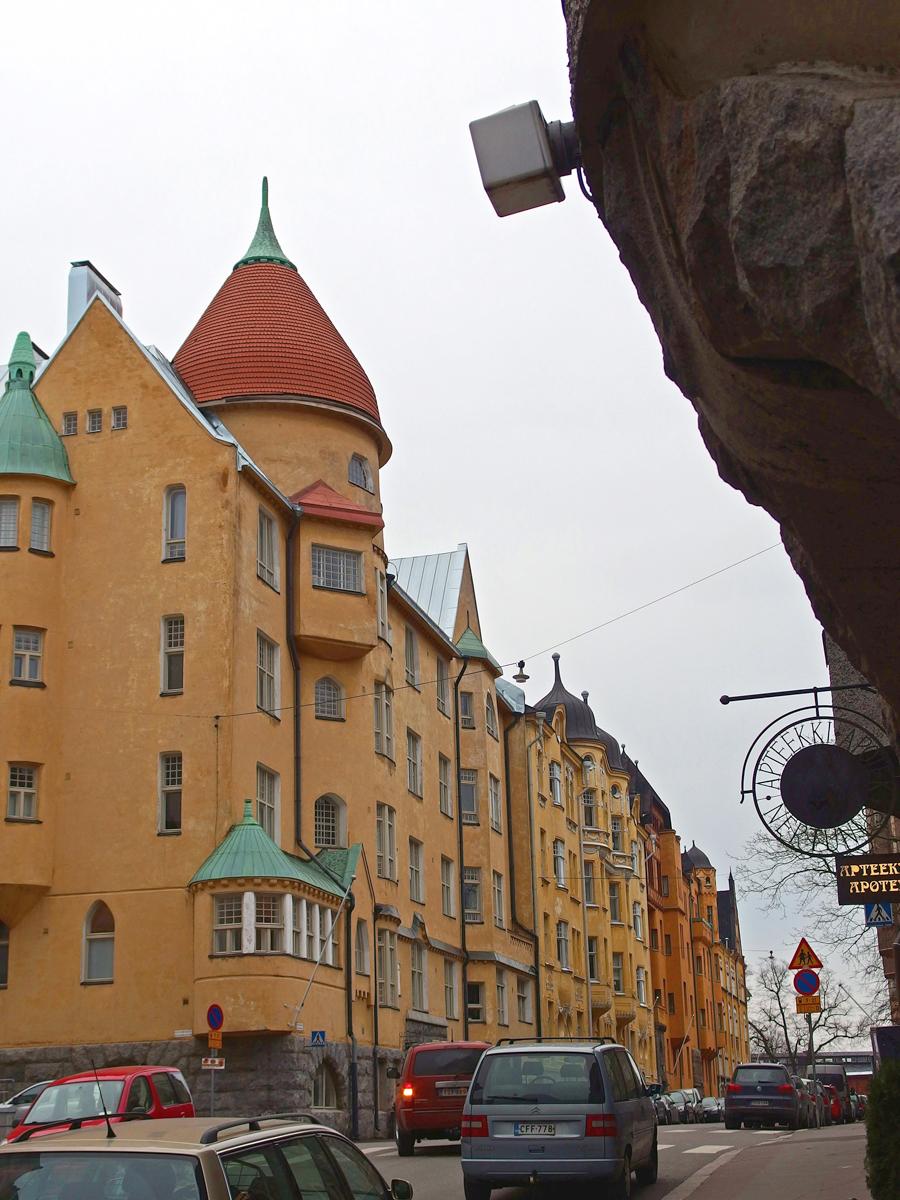 Olofsborgintalo (Gesellius, Lindgren, Saarinen)