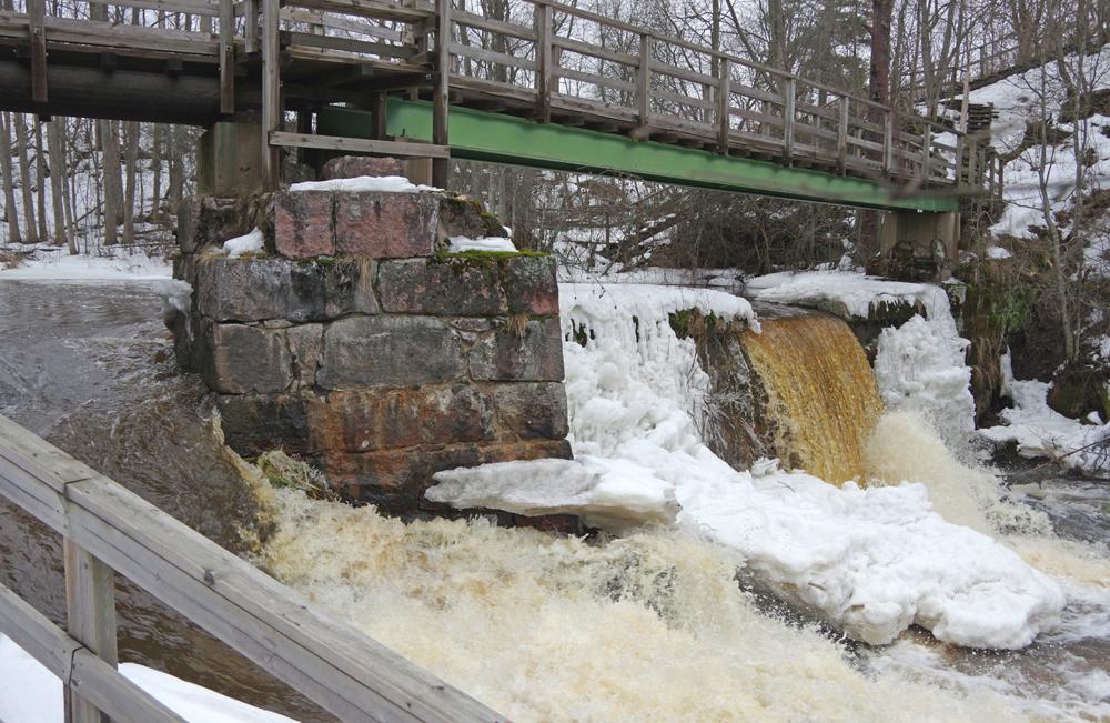 Nukarinkoski, Nukari, Nurmijärvi