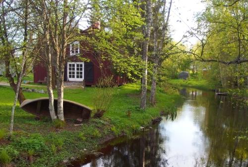 Turpoonjoen jokivartta, Porras Tammela