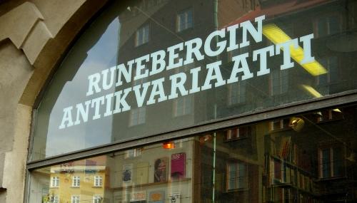 Runebergin antikvariaatti