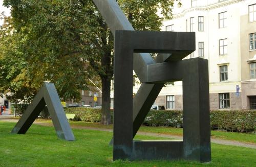 Risto Rydin muistomerkki (Veikko Myller)