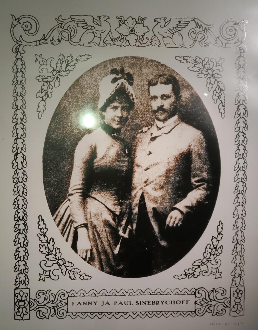 Fanny ja Paul Sinebrychoff