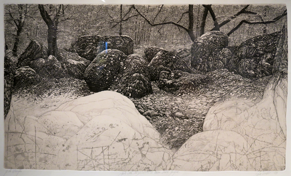 Hitaasti lehtien kupari tippuu puista (Livio Ceschin, 2008)