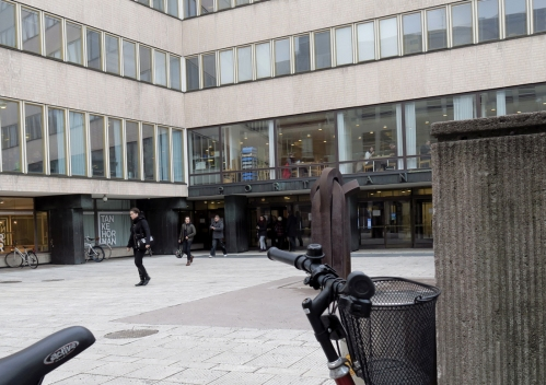 Helsingin yliopiston Porthania-rakennus