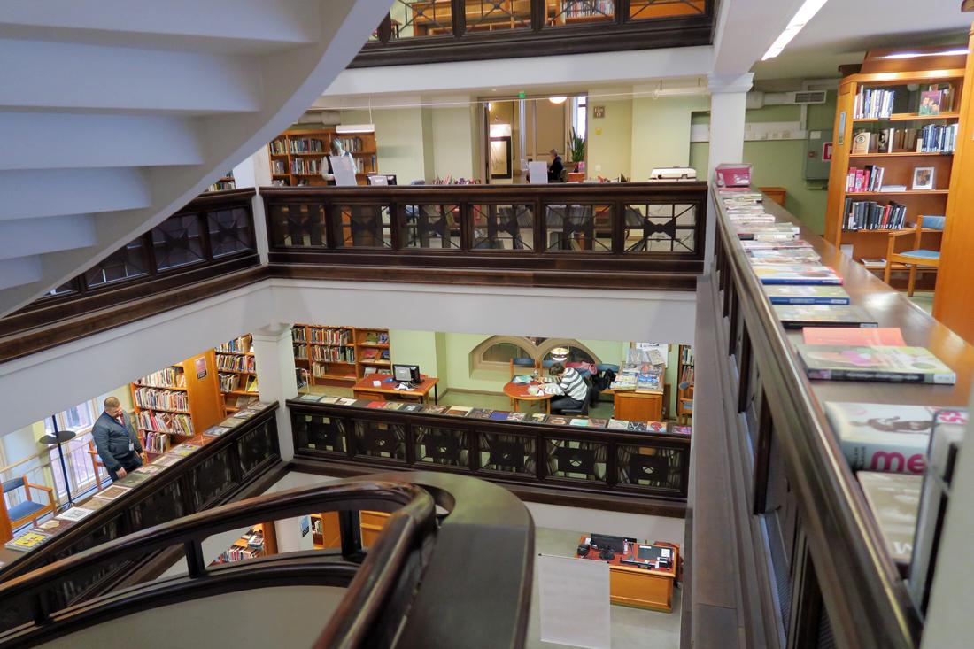 Rikhardinkadun kirjasto 05