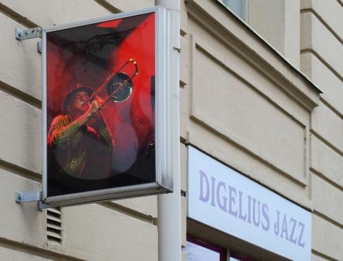 Digelius Jazz (Digelius Music, Laivurinrinne 2)