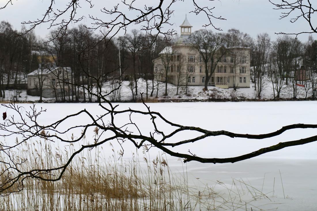 Villa Kivi, yksi Linnunlaulun huviloista