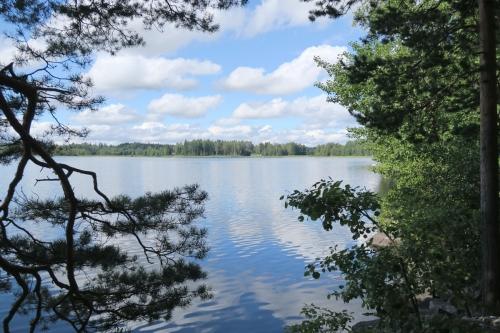 Kesäinen elokuun päivä, Tammelan Heinijärvi