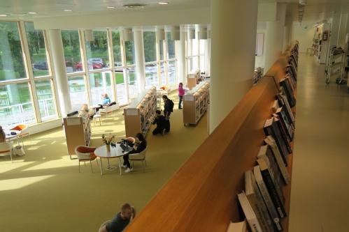 Töölön kirjasto 03