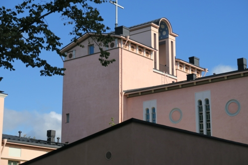 Töölön kirkko (1930, Hilding Ekelund)