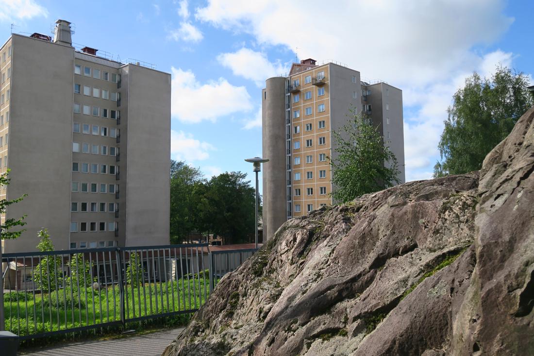 Töölön tornit
