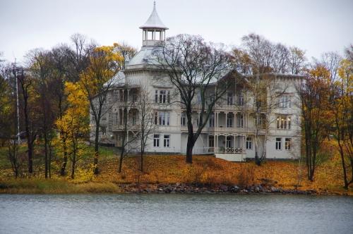 Linnunlaulun Villa Kivi